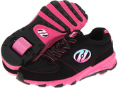 6pm.com - Heelys - Juke (Little Kid/Big Kid) (Black/Pink/Blue) - Footwear