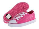 Zappos - Heelys - Quick (Little Kid/Big Kid/Women's) (Pink/White) - Footwear