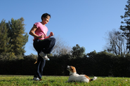 2. Dogs need exercise ... so do you