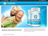 Cognizine - To Your Brain Health and Wellness
