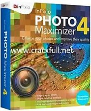 InPixio Photo Maximizer Pro 4.0.6288 Crack Free Download