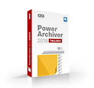 PowerArchiver 2018 Professional 18.00.53 Crack Full With Serial key