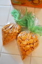Easter Goldfish Cracker Carrots