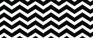 Black and White Chevron Shower Curtain | Best Chevron Print Shower Curtains 2014
