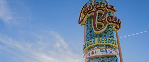 Headline for Fun facts about Cabana Bay Beach Resort