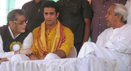 Arkesh Singh Deo is an Indian politician from Odisha and a leader of the Biju Janata Dal political p: YOUNG IS THE NE...
