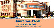 Jaipur University Admission: List of Top Courses & Fees Structure