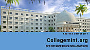 Kaling University Distance Admission Courses & Fees Structure