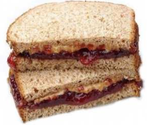2. Nut Butter Sandwiches