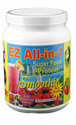 EZ Protein Smoothie Powder Acai Strawberry 1.4lbs