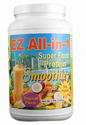 EZ Protein Smoothie Powder Tropical 1.4lbs