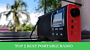 Portable Radio - Top 5 Best Products