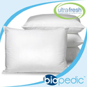 BioPEDIC 205-Thread Count UltraFresh Standard Size Pillows, Set of 4