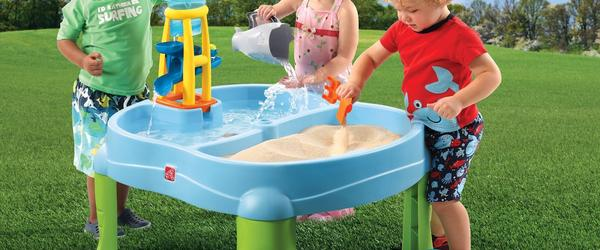 Headline for Best Sand and Water Table For Kids Reviews and Ratings 2014