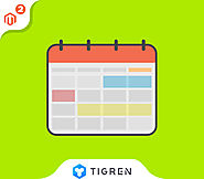 Magento 2 Event Calendar Extension