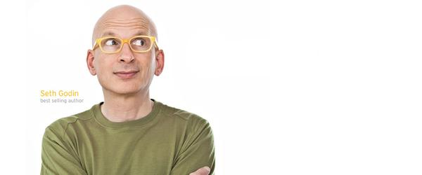 Headline for The Best Books by Seth Godin