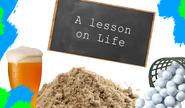 Inspirational Short Stories: A teachers life lessons using a jar and some golf balls