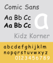 Comic Sans - Wikipedia, the free encyclopedia