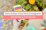 Do an Instagram ad campaign