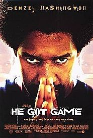 16. He Got Game - Public Enemy (He Got Game; 1998)