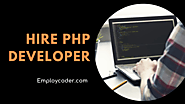 Hire PHP Developer for a stunning website