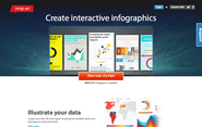 Infographic of Infographics - Cash Studios - Creative Studio of Interactive Artist Ivan Cash