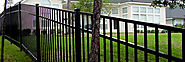 Aluminum Fence - GreatFence.com, Inc.: Residential, Commercial & Industrial Aluminum Fencing