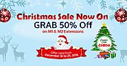 Get 50% Discount on Magento1 & Magento2 Extensions