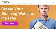 Free Website Builder | Create a Free Website | WIX.com