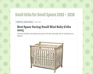 Small Cribs for Small Spaces 2015 - 2016 - Tackk