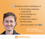 7/23/14 Content Marketing Trends, Pitfalls, and Success Tips