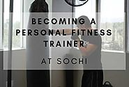 Thinking About Becoming a Personal Fitness Trainer?