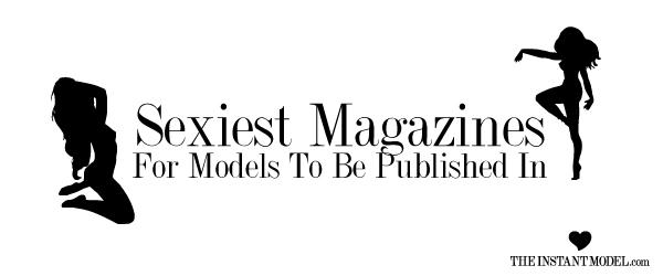 Headline for Hottest Mags for Model Pub