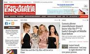 The Pan-Arabia Enquirer