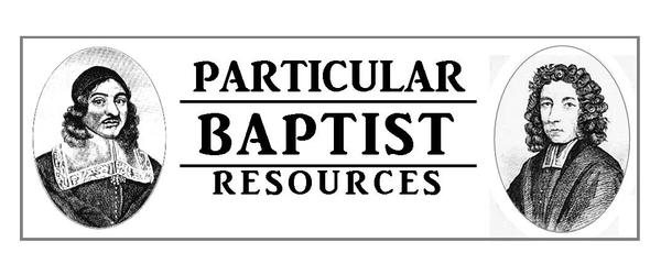Headline for Top Reformed Baptist Resources