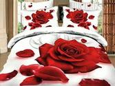 3D Bedding Sets and Comforters on Pinterest
