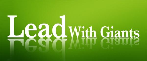 Headline for #LeadWithGiants Tweetchat Recap