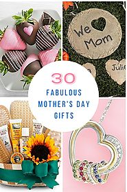 Top Mother's Day Gifts 2016 - 30 Best Gift Ideas