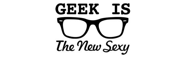 Headline for Get your geek on!