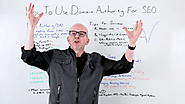 How to Use Domain Authority 2.0 for SEO - Whiteboard Friday - Moz