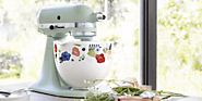 KitchenAid Released 5 New Prints for Spring and We Need EVERY. SINGLE. ONE.