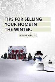 Effective Tips For Selling Your Home In The Winter - Snapzu.com