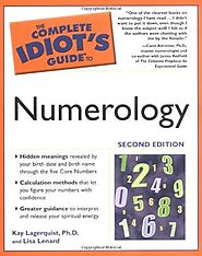 The Complete Idiot's Guide to Numerology, 2nd Edition: Kay Lagerquist Ph.D., Lisa Lenard: 9781592572151: Amazon.com: ...
