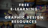 22 Free e-Learning and Graphic Design Resources