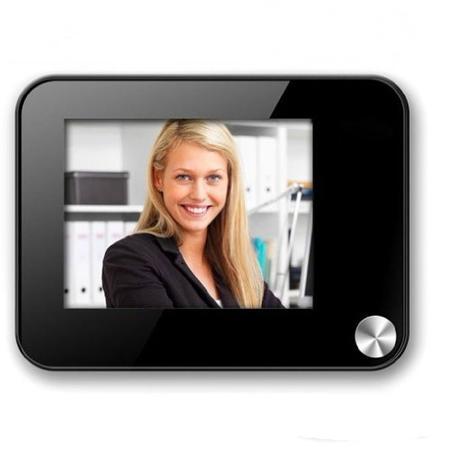 Best 3.5 inch digital peephole viewer - Door Peephole Camera Reviews 2017 - cover