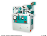 CNC Cylindrical Grinding Machine - For Superb Finish