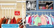 Buy Space Saver Hangers for Your Closets