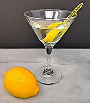 Vesper Martini | The Kitchen Magpie