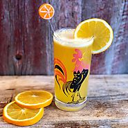Harvey Wallbanger | The Kitchen Magpie
