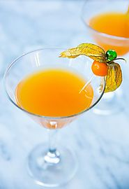 The Bronx Cocktail | The Kitchen Magpie